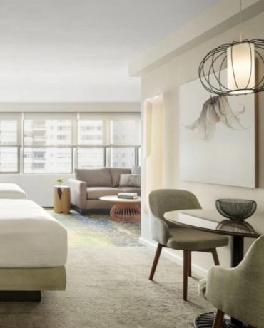 10 Family Suites in NYC
