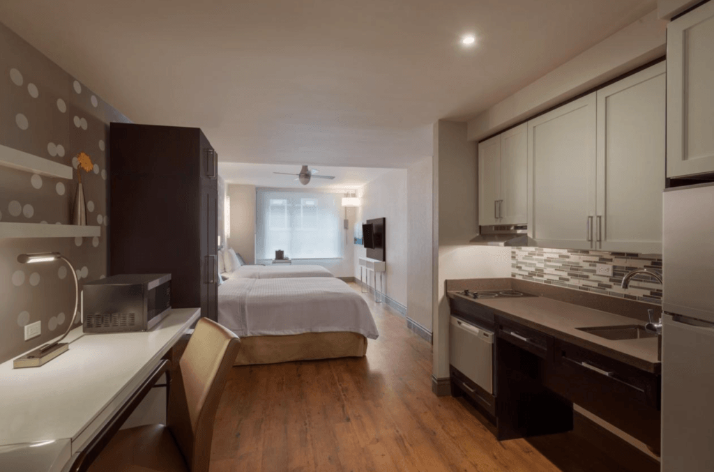 New York Hotels for Large Families