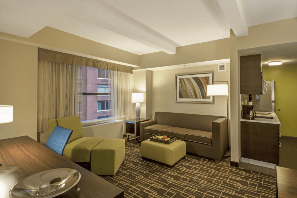 Best Family Suite Hotels in NYC