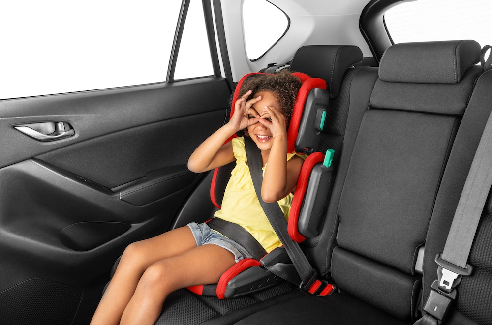 hifold best travel booster car seat