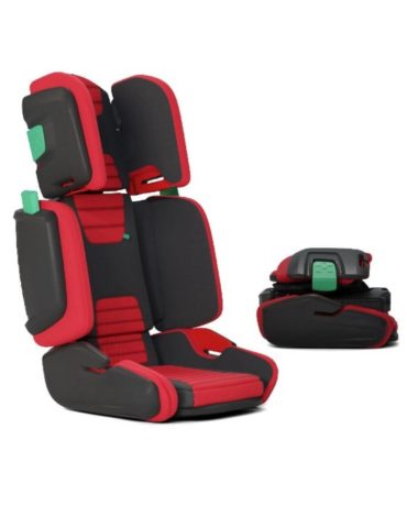 hifold travel booster car seat