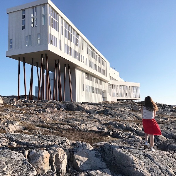 Fogo Island Inn – Newfoundland, Canada