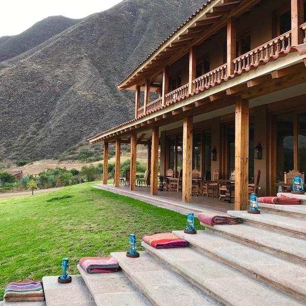 Hacienda Urubamba – Sacred Valley, Peru