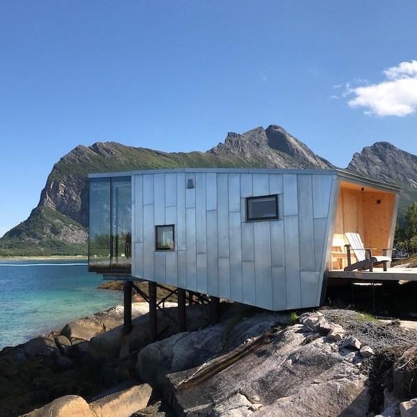 Manshausen Island Resort – Norway