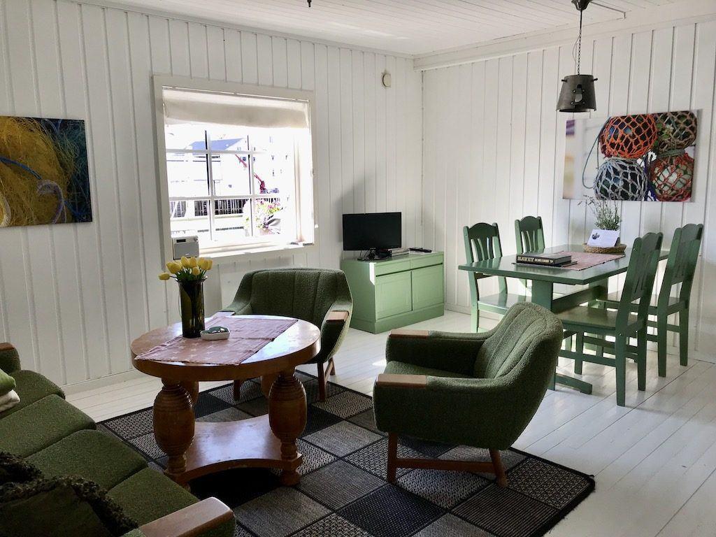 Tobiasbrygga Henningsvær Interior