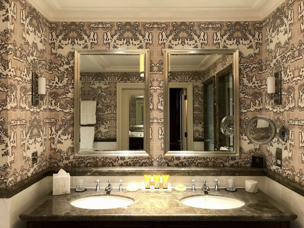 Adare Manor Bathroom