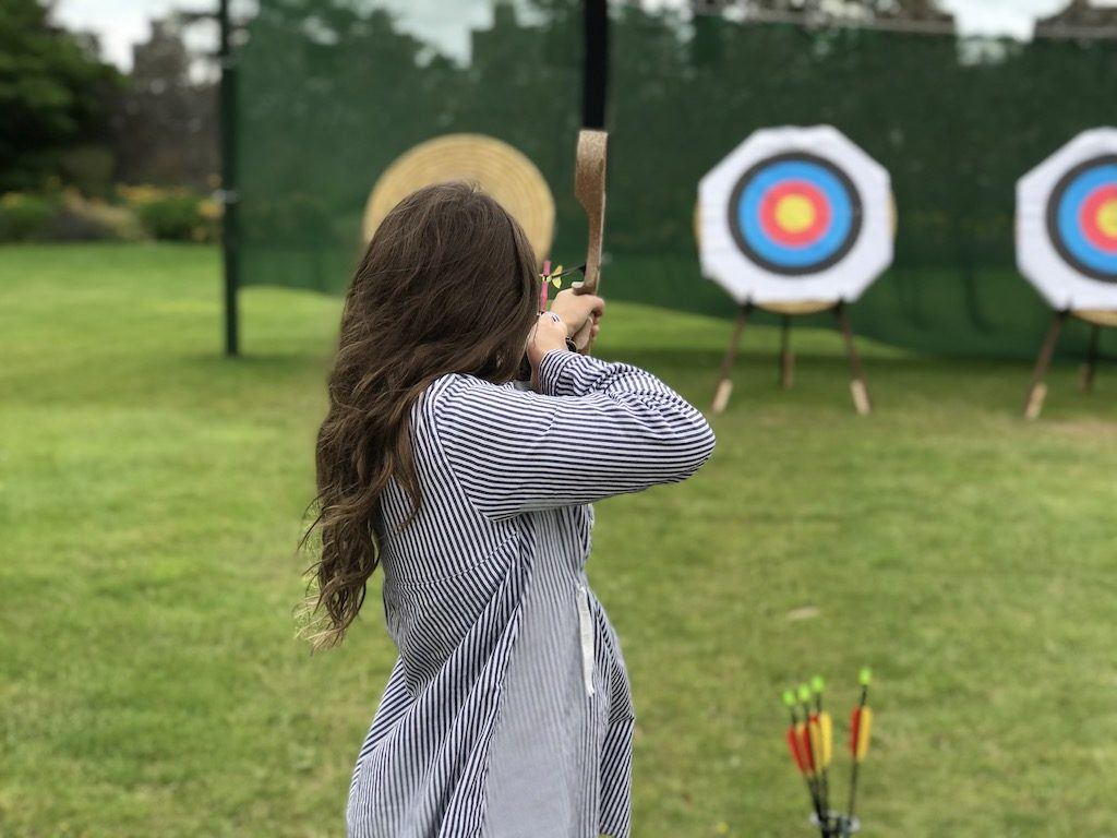 Archery at Adare Manor