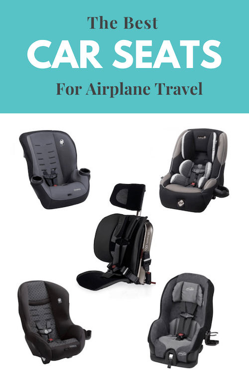 The Best FAA Approved Car Seats